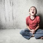 Il bambino stressato: come aiutarlo?